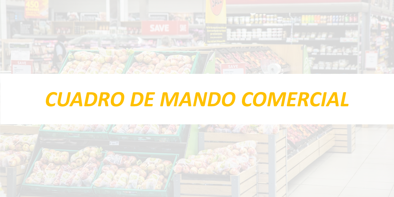 CUADRO DE MANDO COMERCIAL